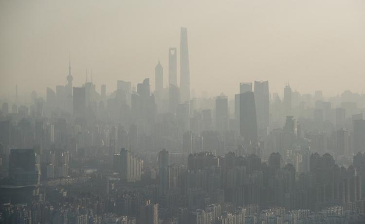 china-shanghai-pollution-feb8-2015